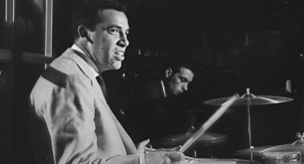 Buddy Rich Audio Collection, 1929-1986 and undated